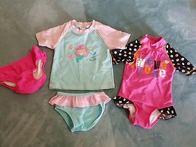 Girls bulk lot girls swimwear swimmers costumes and summer dress