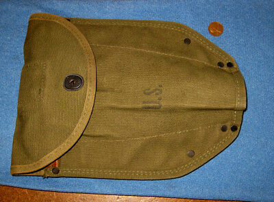 CARRIER, Shovel, Intrenching, M1943, Dated 1944 WWII US ARMY