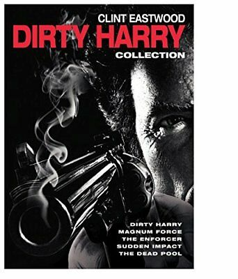 5 Film Collection: Dirty Harry New Dvd