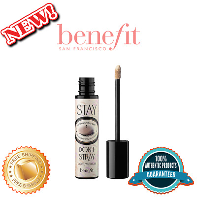 BENEFIT COSMETICS Stay Don't Stray 360 Degree Stay Put Eyeshadow Primer, 10 mL