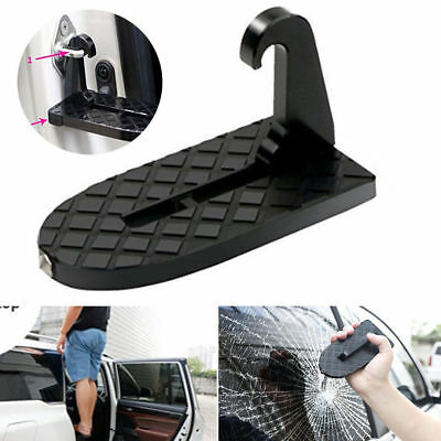 Vehicle Access Roof Of Car Door Step Give You a Step To Easily Rooftop DoorstepQ