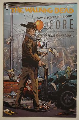 The WALKING DEAD # 1 ~ 15th Ann THE CORE Comic Store VARIANT Exclusive NM/UNREAD