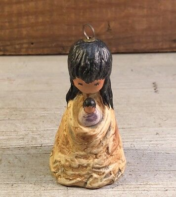 "DeGrazia Goebel ""Mother and Child"" Christmas Ornament"