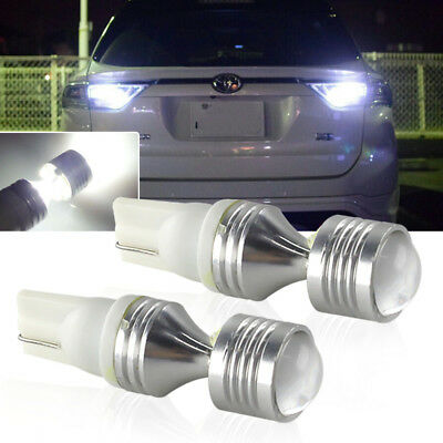 2x CAN-bus 6000K White 30W CREE LED for 2013-16 Cadillac XTS ATS Backup Lights