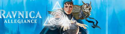 Magic the Gathering Ravnica Allegiance 1x COMPLETE SET & TOKENS Presale