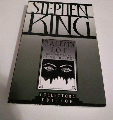 Salem's Lot: Collector's Edition by Stephen King