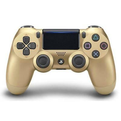 Official Dualshock 4 Controller (GOLD) (PS4) New & Sealed Free UK Shipping