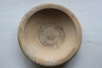 QUALITY ANCIENT ROMAN POTTERY MORTARIUM BOWL 1st CENTURY BC/AD