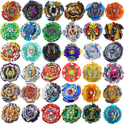 Burst Beyblade Starter Spinning Top Gyro Fight Bayblade -Without Launcher no box