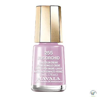 Mavala Mini Vernis 255 Iris Orchid 5 Ml