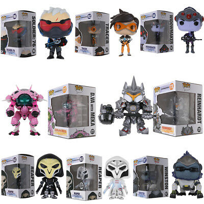 Funko Pop Overwatch OW Game Figura Giocattolo Regalo Action Figure Toys Gift