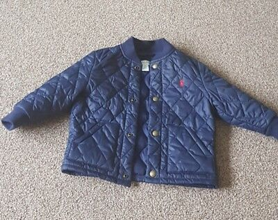 Genuine Baby Boys Ralph Lauren Jacket/Coat 18 Months
