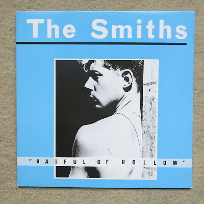 THE SMITHS Hatful Of Hollow Rare Portugal pressing vinyl LP in gatefold sleeve