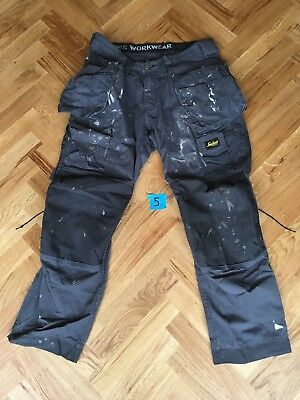 snickers floor layer trousers. 3223. Size 92. W33inch L30