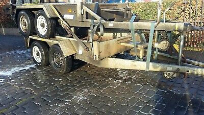 Indespension Plant Trailer 8ft X 4ft Choice of 2
