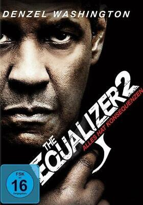 The Equalizer 2 Richard Lindheim DVD Deutsch 2018