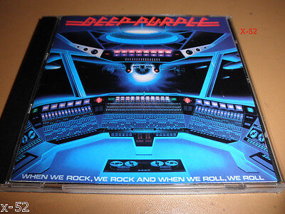 DEEP PURPLE hits CD burn SMOKE ON THE WATER woman from tokyo live SPACE TRUCKIN