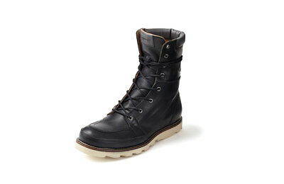 Genuine Triumph Stoke Black Motorcyle Boots All Sizes Mbts18616