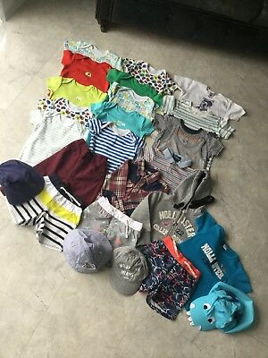 Baby Boy Clothing Bundle 18-24 Months Next, George, Gap