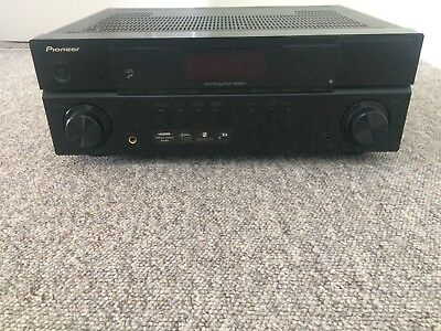 Pioneer VSX-519V-K 5.1-Channel A/V Receiver With Remote And Manual
