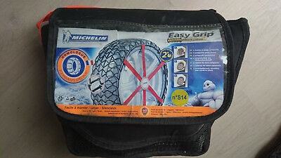 225//55x19 275//40x20 Chaines Neige Textiles MICHELIN SOS Grip N°09