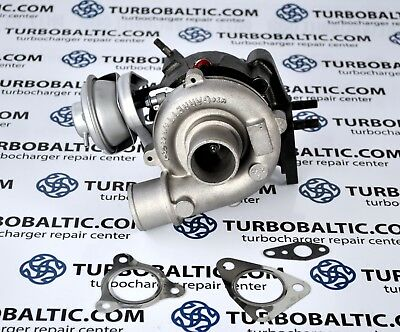TOYOTA Previa Auris RAV4 2.0 D-4D 116HP 721164 801891 Turbocharger Turbo+Gaskets