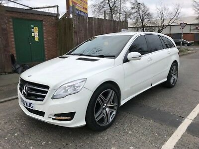 2006 Mercedes R320 L Cdi 7G-Tronic - Low Miles - Drive Away Not Damaged Salvage