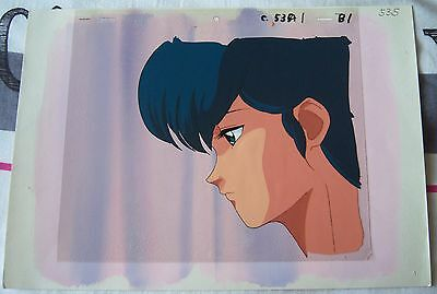 Cel cellulo anime MAISON IKKOKU / Juliette, je t'aime Kyoko manga No City Hunter