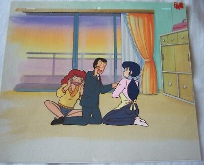 MAISON IKKOKU Juliette je t'aime anime cellulo cel manga anime No City Hunter