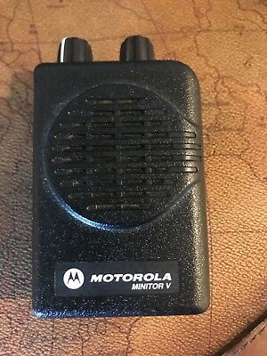 Motorola Minitor V 5 Low Band Pager