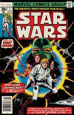Marvel Star Wars Vol1 #1-107 + Annuals Complete Digital Comics Collection On Dvd