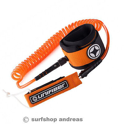 Unifiber SUP Coil Leash 8' für SUP Board