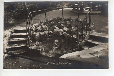 c1930s? Kemeri Latvia National Park RPPC #2
