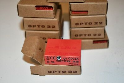 Lot of 10 OPTO 22 Output Relay ODC5A