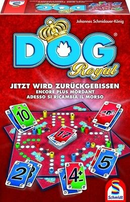 Dog Royal, Familienspiel Spiel Deutsch 2012