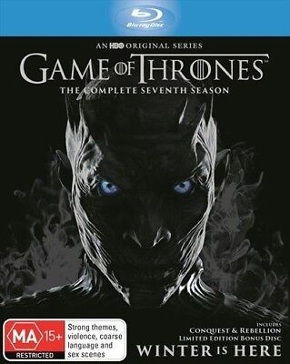 Game of Thrones - The Complete Seventh Season (Blu-ray)