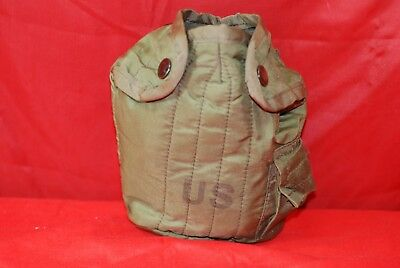 Vietnam 1972 Dated Nylon Canteen Cover - #m11635