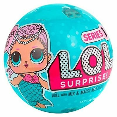 ONE LOL  Surprise - BRAND NEW Little Outrageous Doll - Series 1