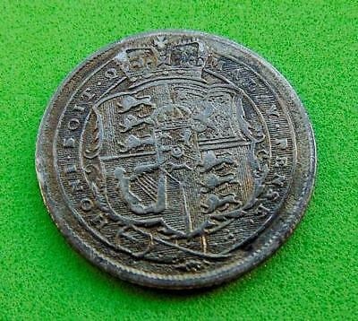 A  BETTER  NVF  GEORGE  III  1816  SILVER  SIXPENCE  6d....  LUCIDO_8  COINS