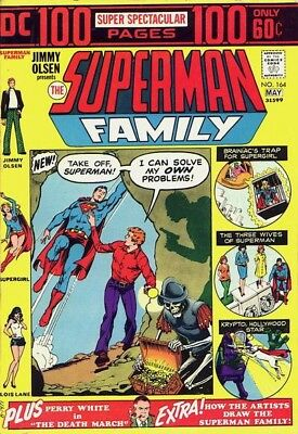 Superman Family Complete Digital Comics Collection On Dvd