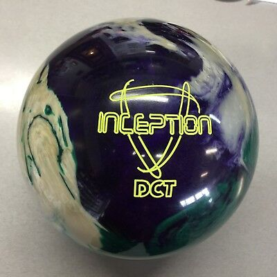 900Global Inception DCT PEARL  Bowling Ball 14 lb 1st quality   new in box