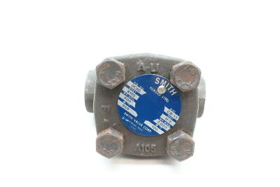Smith OC80 Steel Check Valve 1/4in Npt