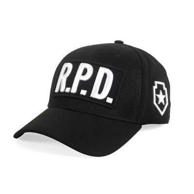 Resident Evil 2: RPD Snapback official RE 2 merchandise by Numskull PREORDER!