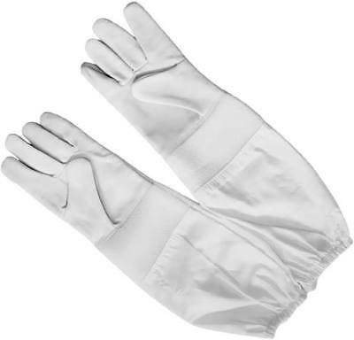 Beekeeping Ventilated Goatskin Protective Gloves