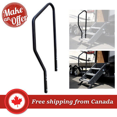 MOR/ryde STP214-029H 3-Step Hand Rail for Step Above