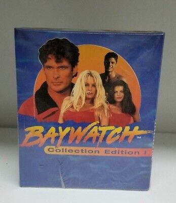 Baywatch Trading Card Unopened Packs Box Collectible Item Pamela Anderson