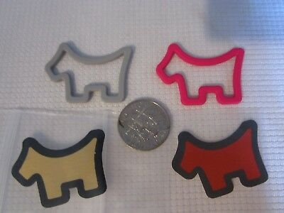 Scotty Cameron Scotty Dog Ball Markers & Gallery Stickers
