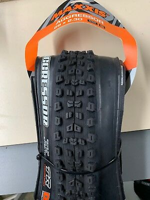 "New Maxxis Aggressor 29 x 2.30/"" TR 120tpi 2C Tubeless Ready Mountain Bike Tire"