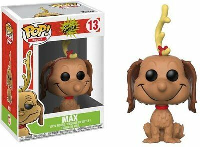 The Grinch - Max - Funko Pop - Brand New - 21757