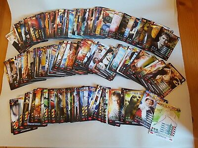216 different DOCTOR WHO BATTLES IN TIME EXTERMINATOR Cards